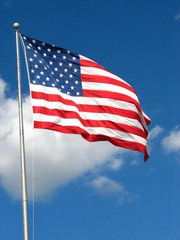 USA flag code - US flag code overview - united states of america flag - old glory