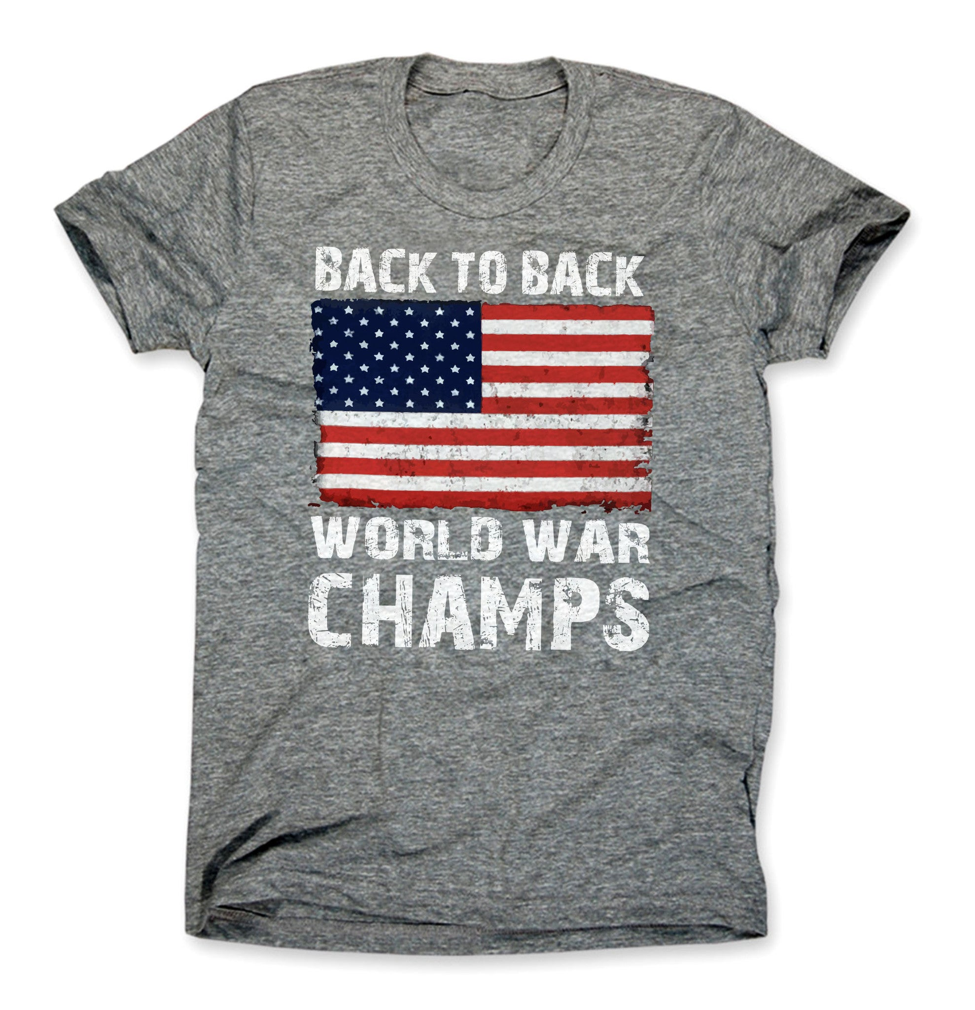 4d3ade20 Back to Back World War Champs American Flag Shirt – Merica Supply Co.