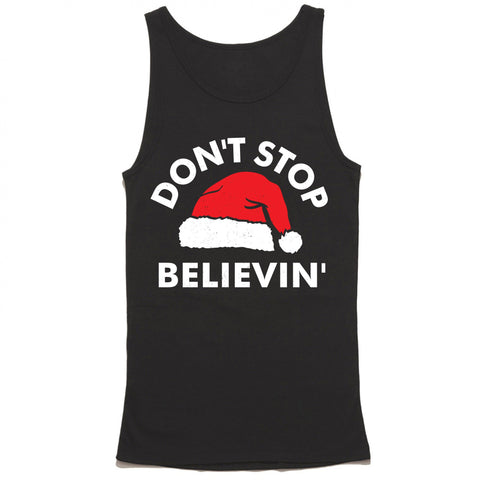 Don't Stop Believin' Tank Top