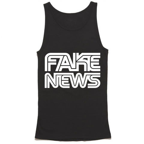 Fake New Tank Top