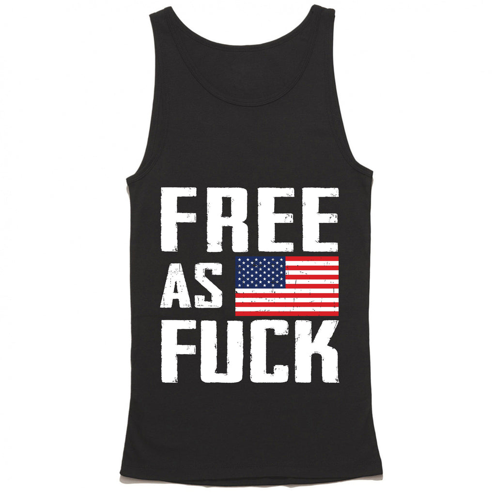 Free As Fuck Tank Top