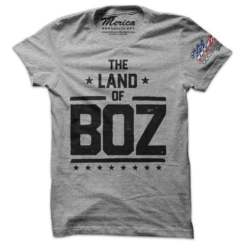 The Land of Boz Shirt