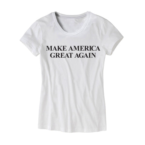 Womens Make America Great Again T-Shirt