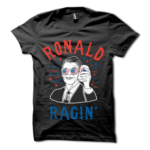 Ronald Ragin Shirt