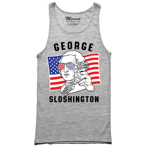 George Sloshington Tank Top
