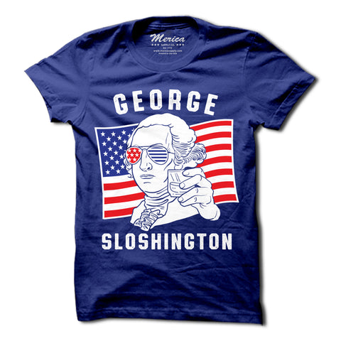 George Sloshington T-Shirt