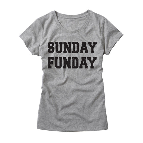 Womens Sunday Funday Shirt