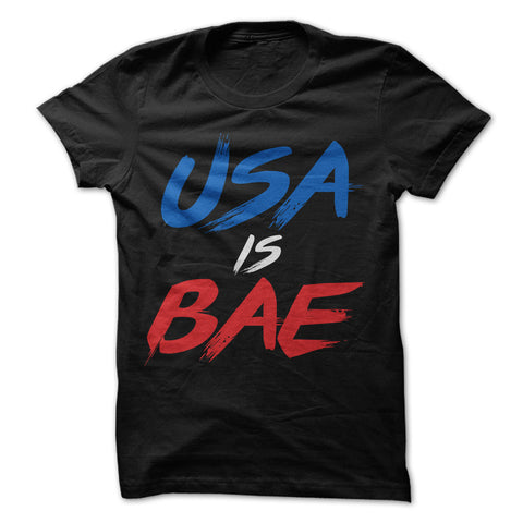 USA is BAE Shirt