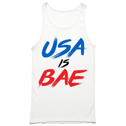 USA is Bae Tank Top
