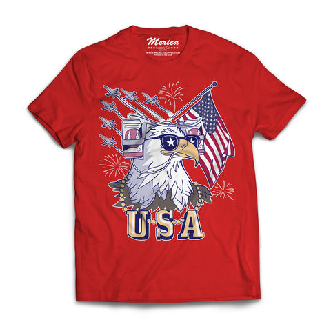 Epic Patriotic USA Eagle Shirt