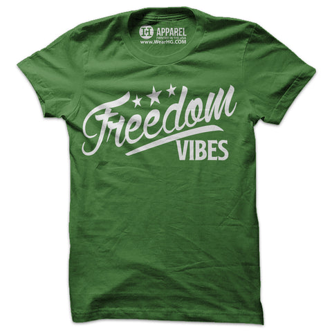 Freedom Vibes Shirt