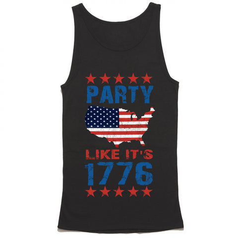 Party Like Its 1776 Tank Top
