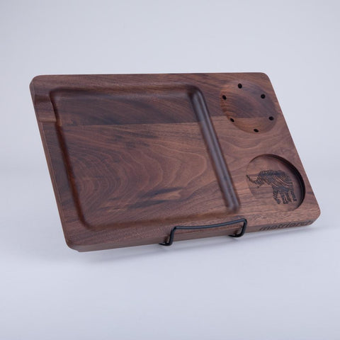 Matriarch Old Faithful Premium Wood Classic Rolling Tray