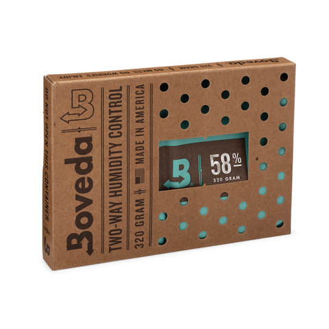 Boveda 320 Gram for Herbal 1 COUNT PACK