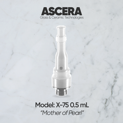ASCERA Ceramic Vape Cartridges .5mL
