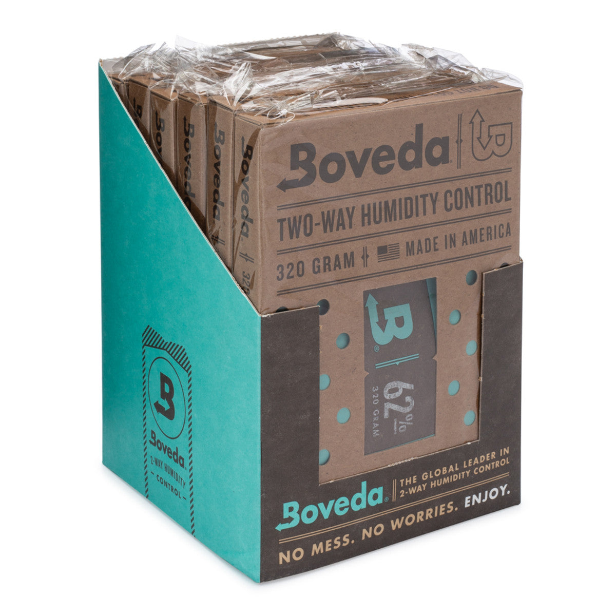 Boveda 320 Gram for Herbal 6 COUNT PACK