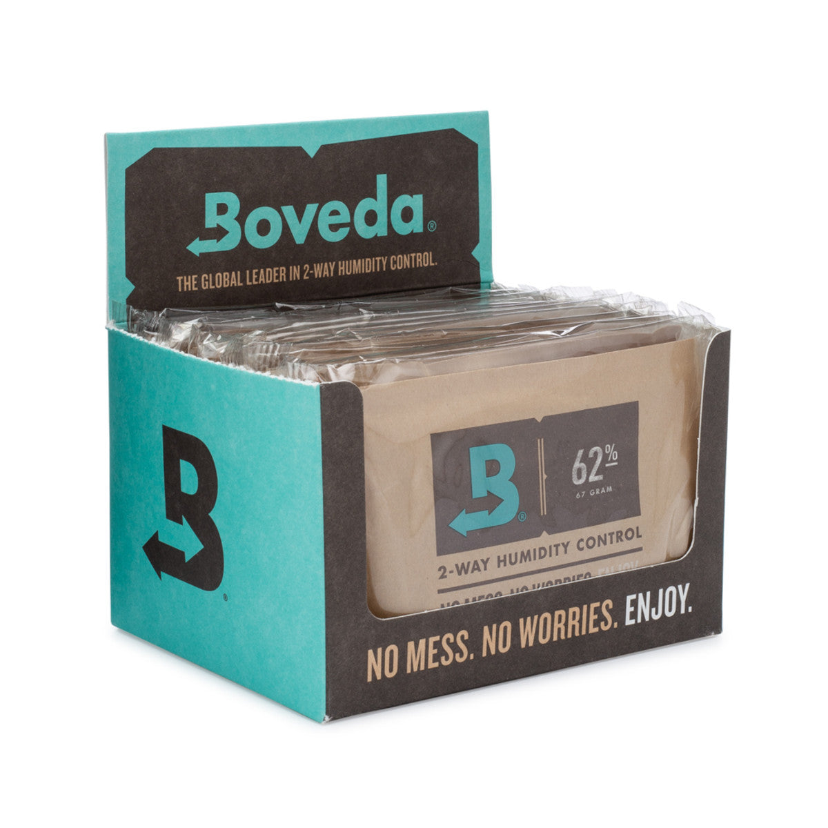 Boveda 12 Pack Retail Cube for Herbal