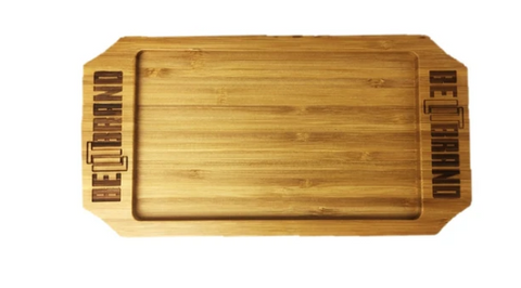 Bamboo Rolling Tray, Small