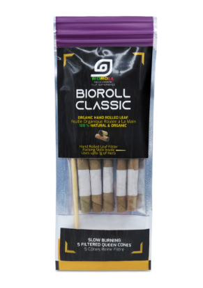BioRoll™ Classic Filtered Prerolled Cones