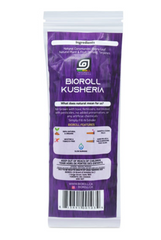 BioRoll™ Kusheria Unfiltered Terpene Infused Prerolled Cones