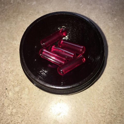 Constant Gems Ruby Steam Rollers