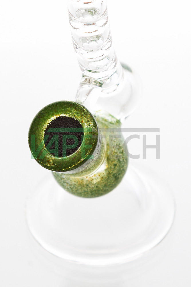Health Stone Glass: Footed Sherlock Inner-Cooler Hand Vape