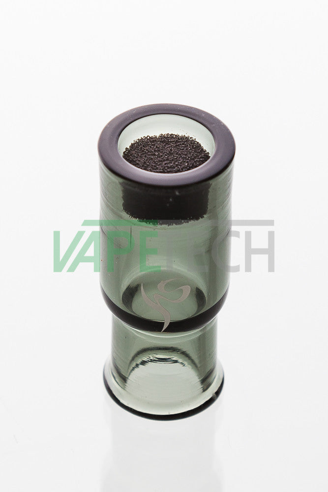 Health Stone Glass 14mm Female Vapor slides Various Colours