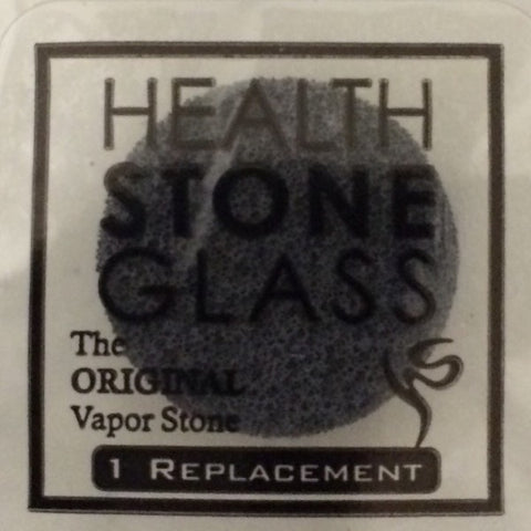 Health Stone Glass - Vapour Stone - Replacement