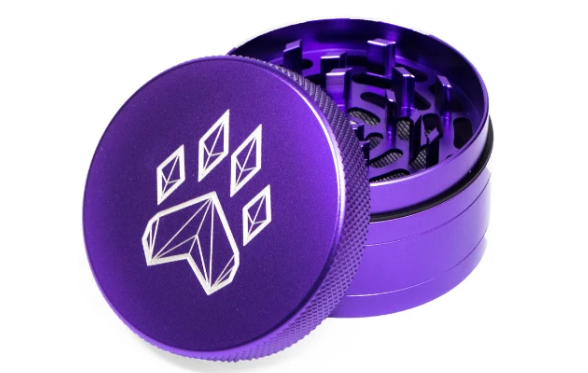 "Wolf Traditional 2.0"" 4-piece Grinder"