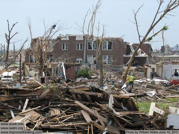 School on South Wall St. in Joplin. MO