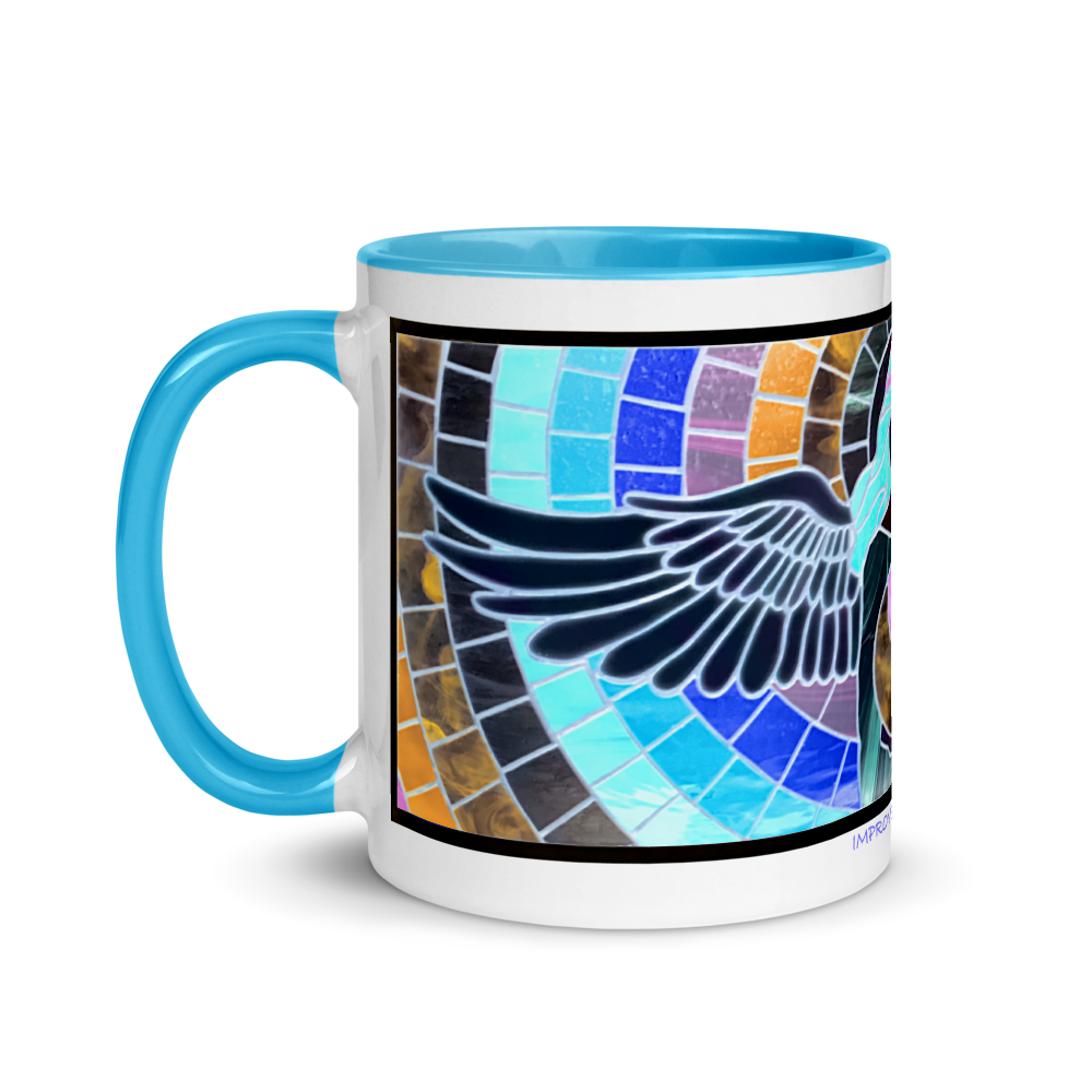 Healing Angel Mug of Color
