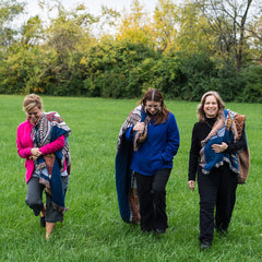 Three Blankets - The Healing Energy Blanket for Families