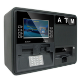 GenMega Onyx-W ATM Machine for Wall or Counter
