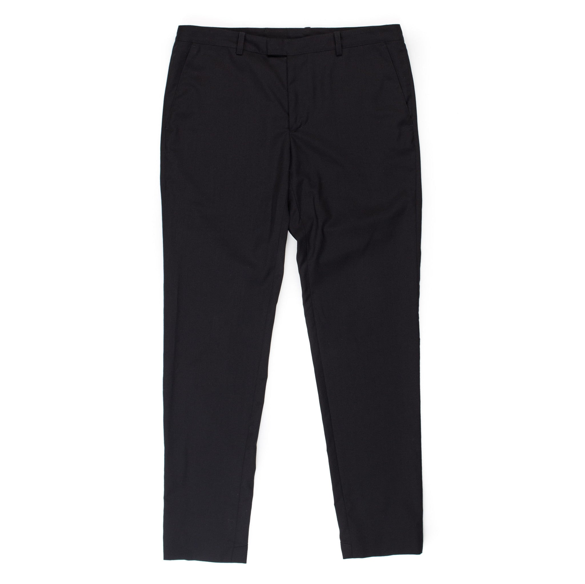 Plain Trouser (Black)