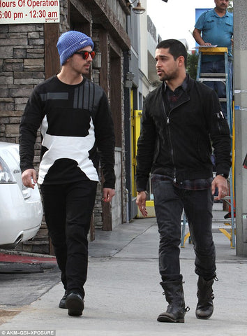 Joe Jonas Rocking Punk Royal 1