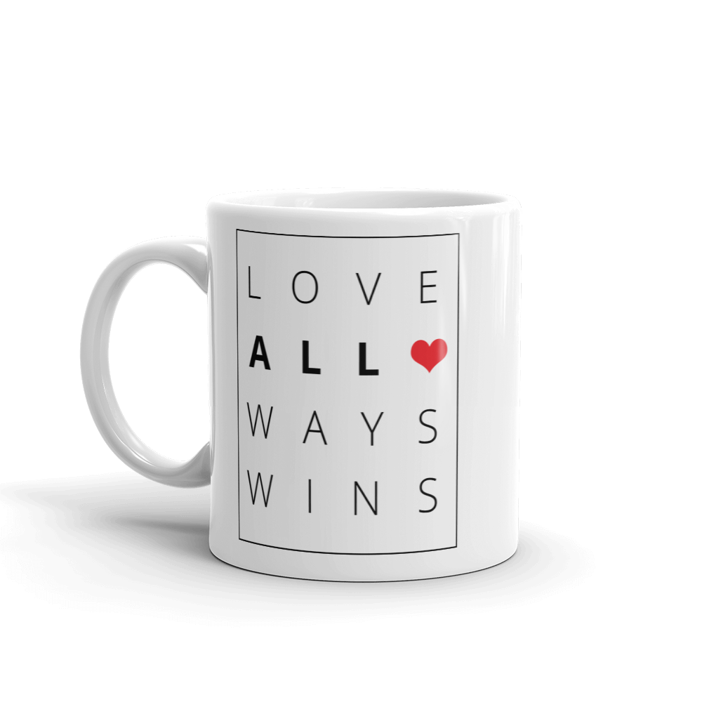 Love All Coffee Mug