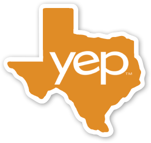 Sticker- yep Texas