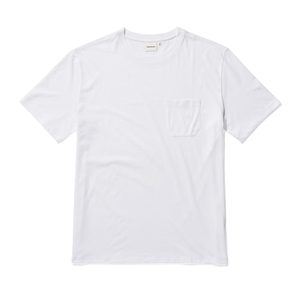 RICHER POORER Pima S/S Crew Pocket Tee // Available in 3 Colors