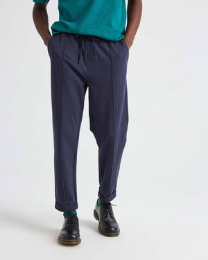 Load image into Gallery viewer, RICHER POORER // TERRY TROUSER // BLUE NIGHTS