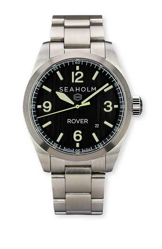 Load image into Gallery viewer, SEAHOLM // ROVER FIELD WATCH
