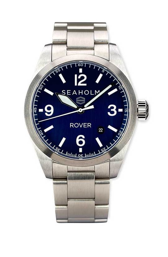 SEAHOLM // ROVER FIELD WATCH