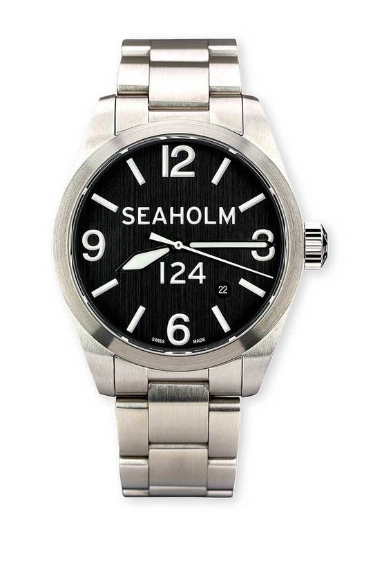 SEAHOLM // CLARK LIMITED EDITION WATCH