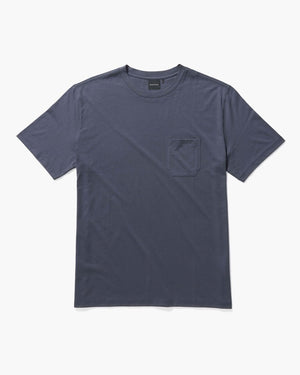 Load image into Gallery viewer, RICHER POORER Pima S/S Crew Pocket Tee // Available in 3 Colors