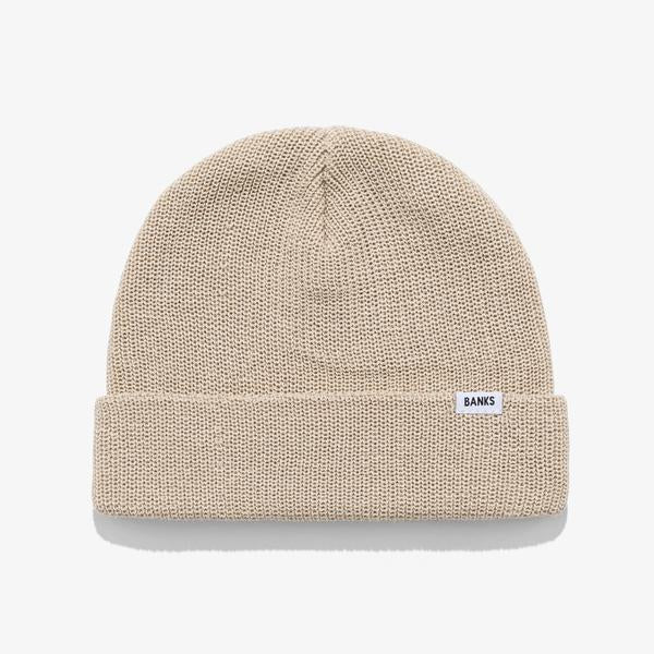 BANKS JOURNAL // PRIMARY BEANIE // Available in 2 Colors