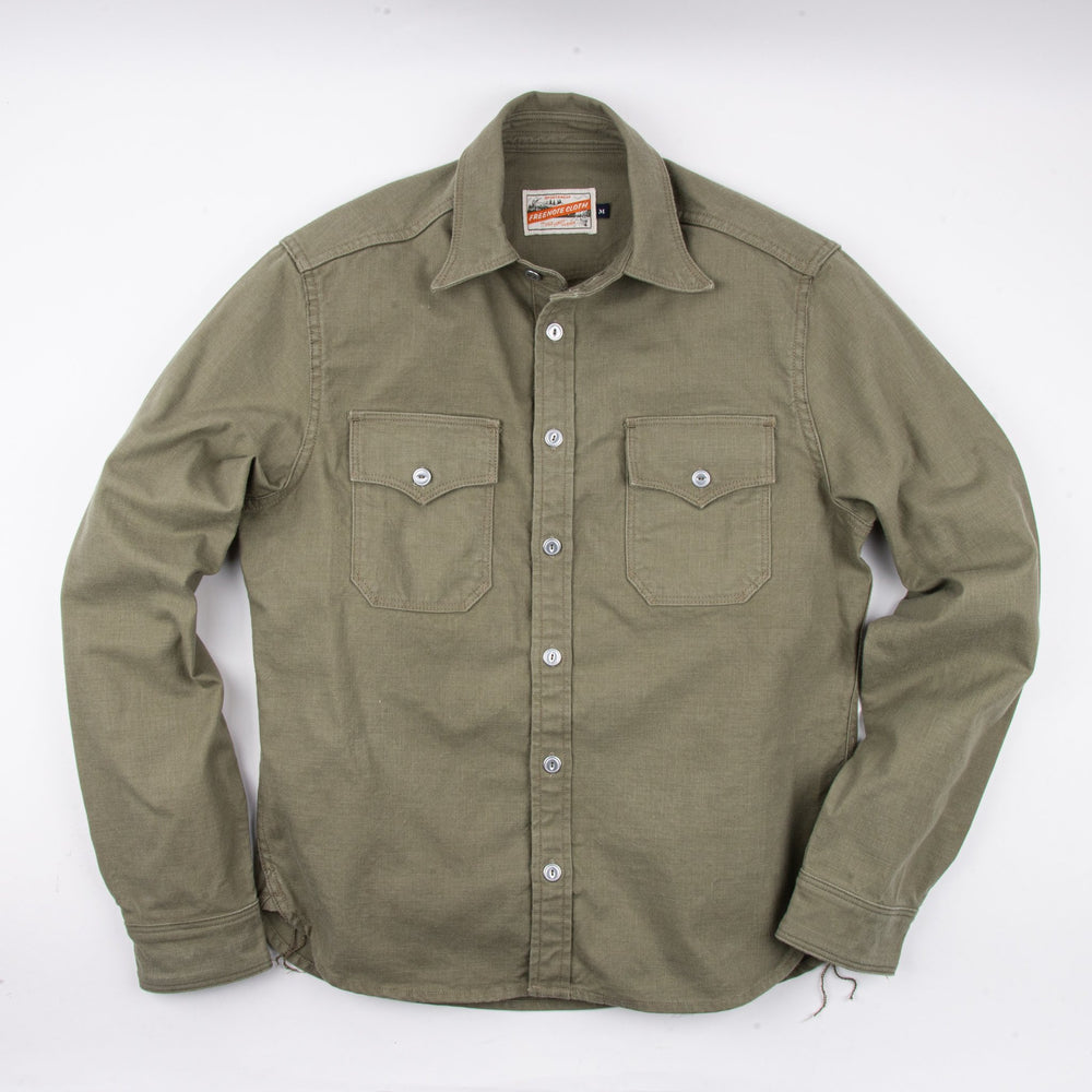FREENOTE CLOTH // SCOUT // OLIVE