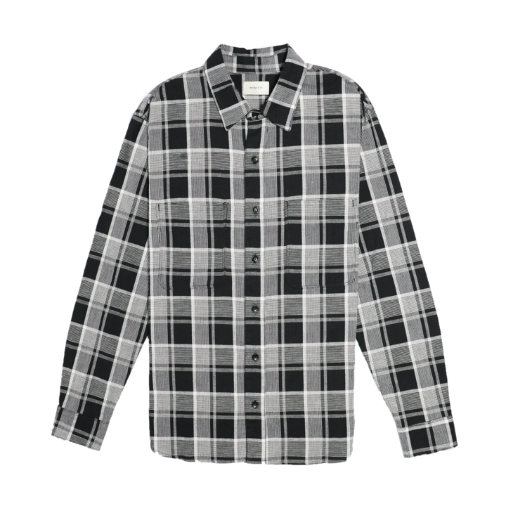MONADIC // AETNA // BLACK CHECK