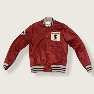 Load image into Gallery viewer, SPORT OF KINGS // IT WAS ALL A DREAM BOMBER // RED