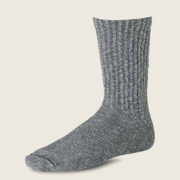 RED WING SHOES Cotton Ragg Crew Sock