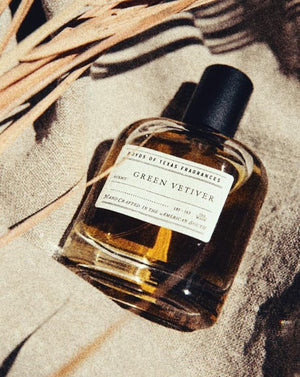 Load image into Gallery viewer, BOYD'S OF TEXAS // Green Vetiver Eau de Parfum