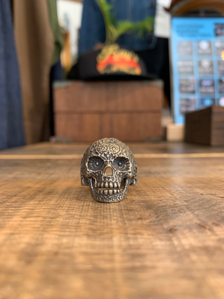 RING CRAFTERS // SUGAR SKULL // SIZE 10